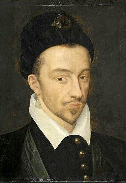 Генрих III (1551-1589) история, факты, франция