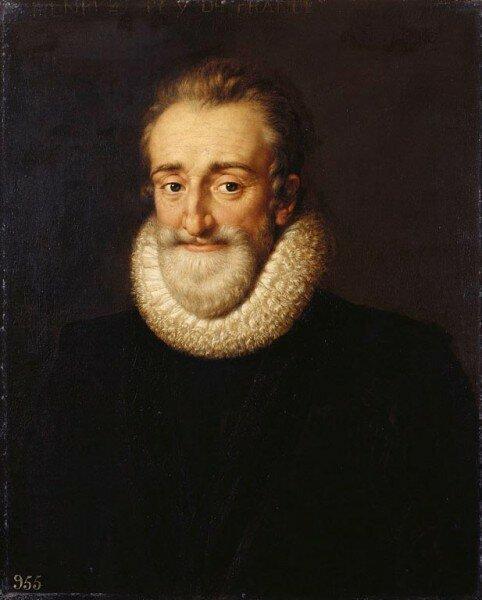 Генрих IV история, факты, франция