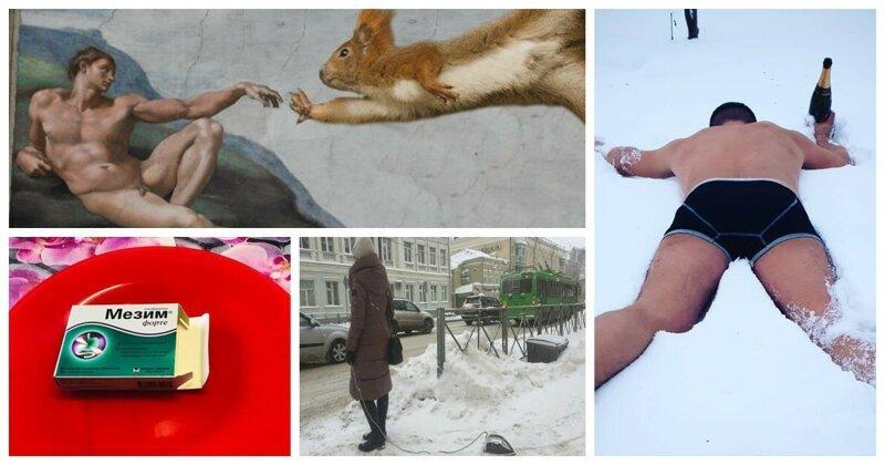 Зимние каникулы:  как прошли первые восемь дней нового года в России