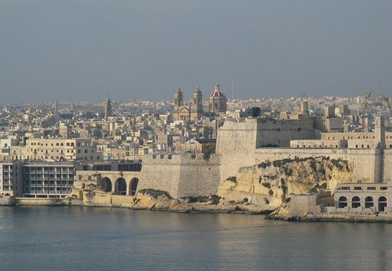 Мальта в круизе. Валетта и Мдина