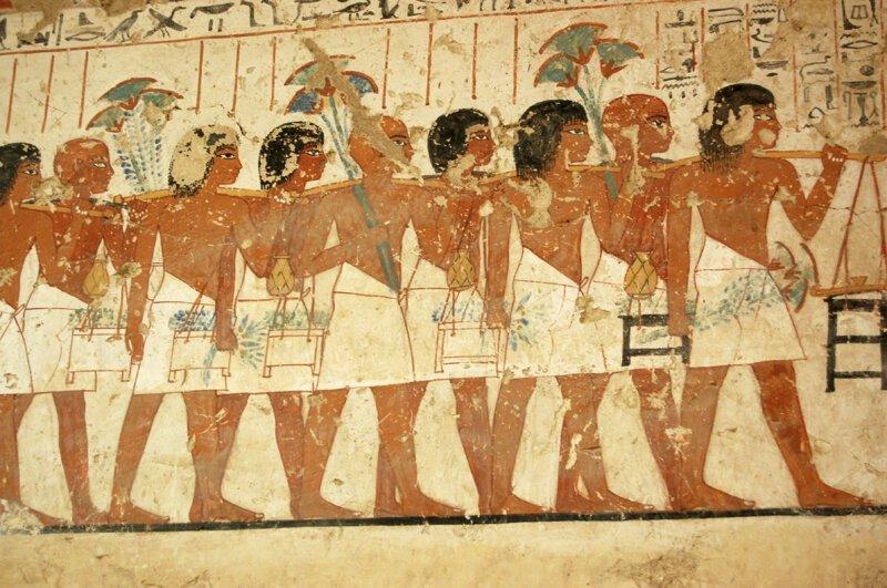 Как выглядела домашняя работа школьников Древнего Египта 2 тысячи лет назад