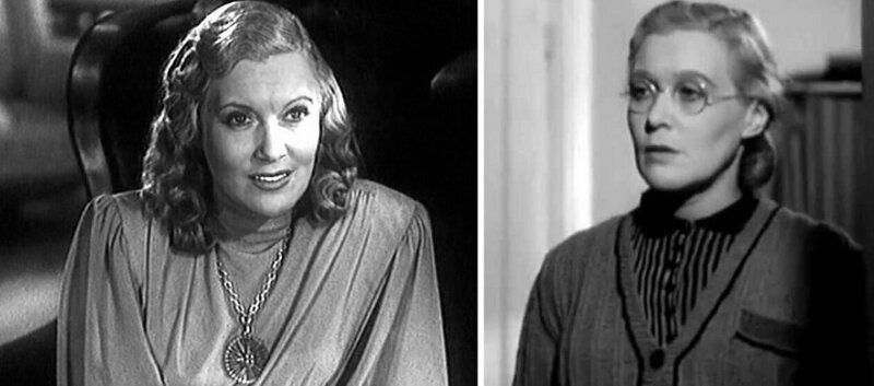 Сразу две роли были у Любови Орловой в комедии «Весна» актер, двойник, дом кино, кино, роль, фильм