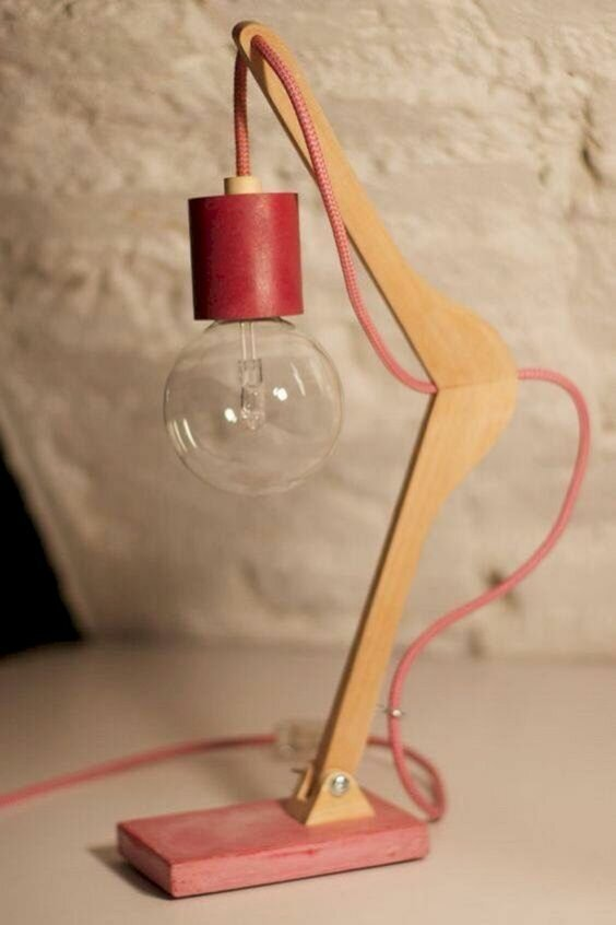Освещение вашего дома Фабрика идей, вешалки, дизайн, дом, интересное, красота, креативно, предметы