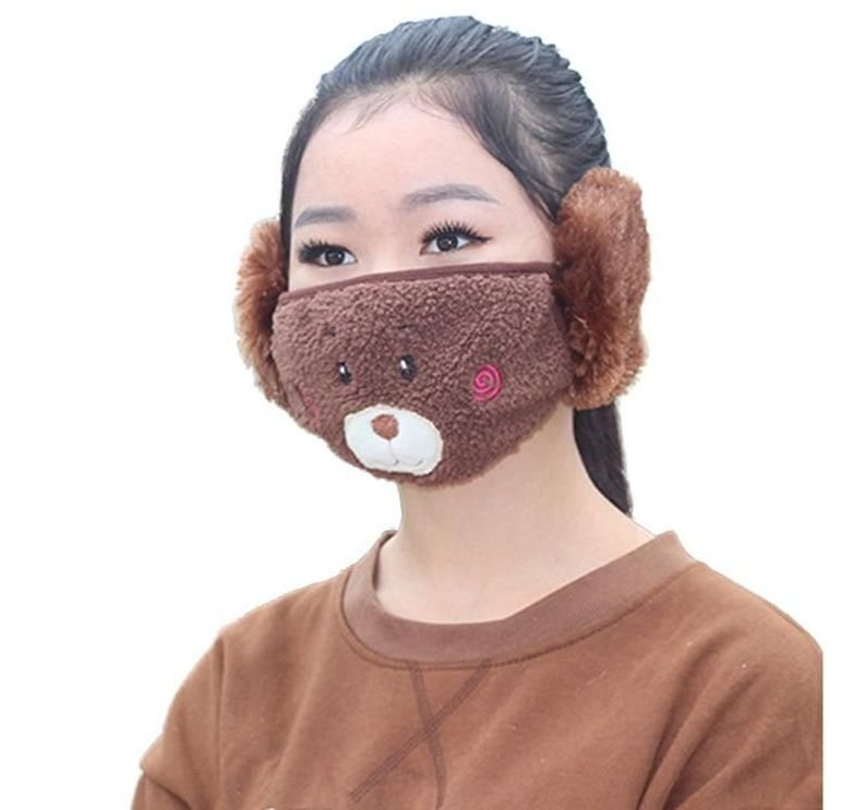 Теплая маска для лица