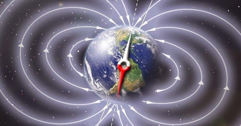 Северный магнитный полюс Земли убегает от навигаторов