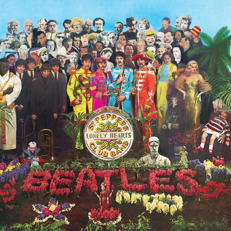 The Beatles, «Sgt. Pepper's Lonely Hearts Club Band (1967)»