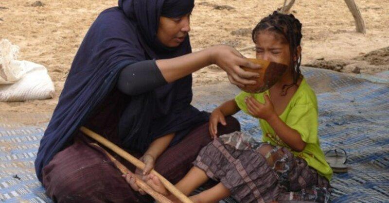 2. Откармливание невесты в Мавритании еда, жених и невеста, обряд, свадьба, традиции, традиции мира