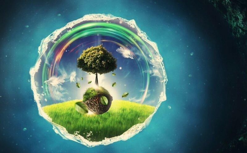 Интересные факты : 25 поворотных точек в истории Земли