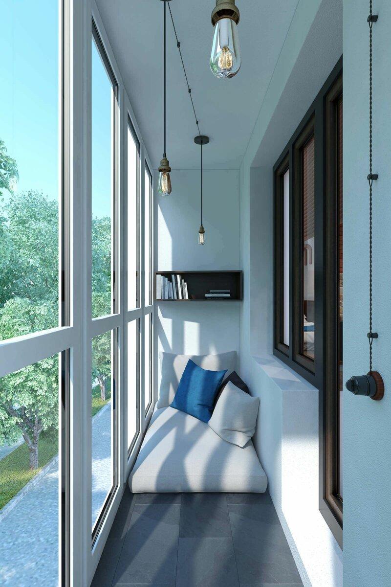 1. В первую очередь, конечно, важно определиться, как вы хотите использовать балкон: в качестве еще одной комнаты или предпочитаете хранить там вещи балкон, дизайн, идеи для ремонта, маленький балкон, ремонт, своими руками, фото