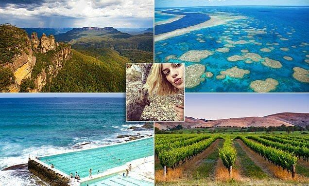 Австралия получила звание самой фотогеничной страны