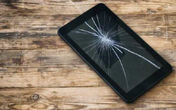 Как убрать царапины с экрана планшета или телефона
