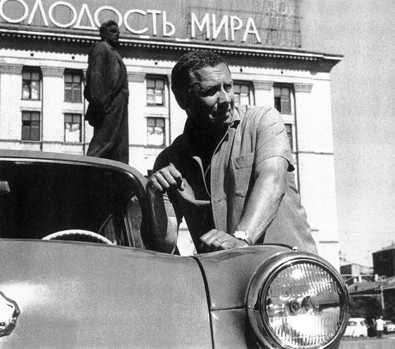 Редкие фото советских актеров
