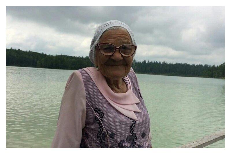 Умерла баба Лена - известная пенсионерка-путешественница