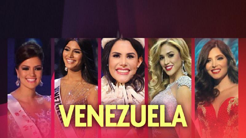 Венесуэла официально признана страной самых красивых женщин