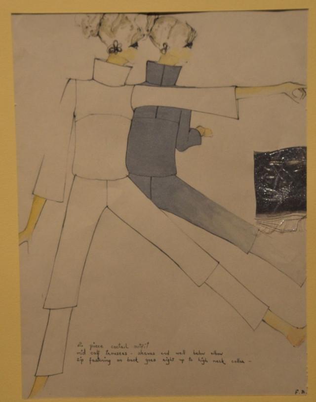 А вам доводилось видеть рисунки Фредди Меркьюри?