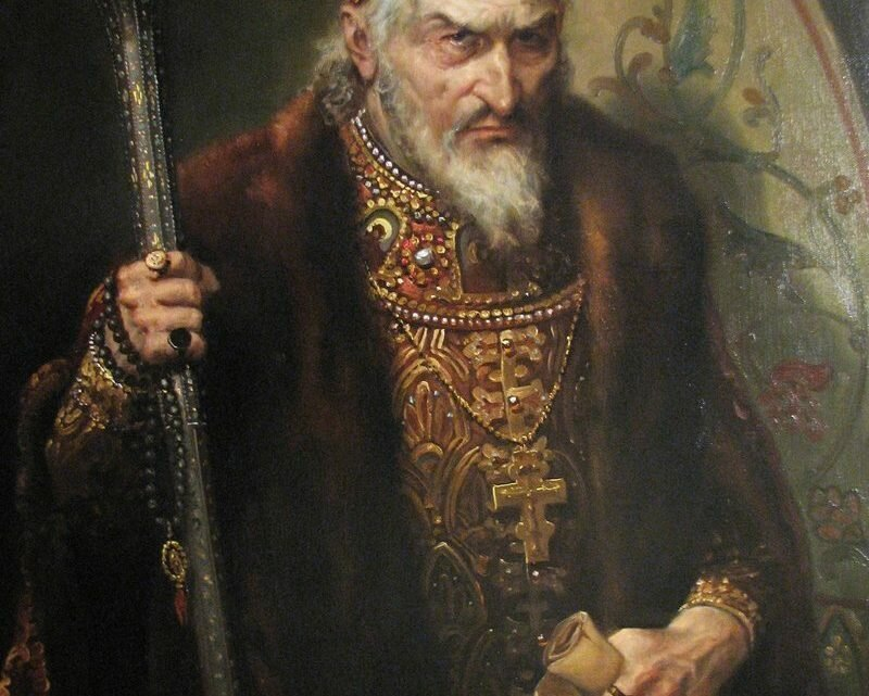 8 любопытных фактов о Иване IV Грозном