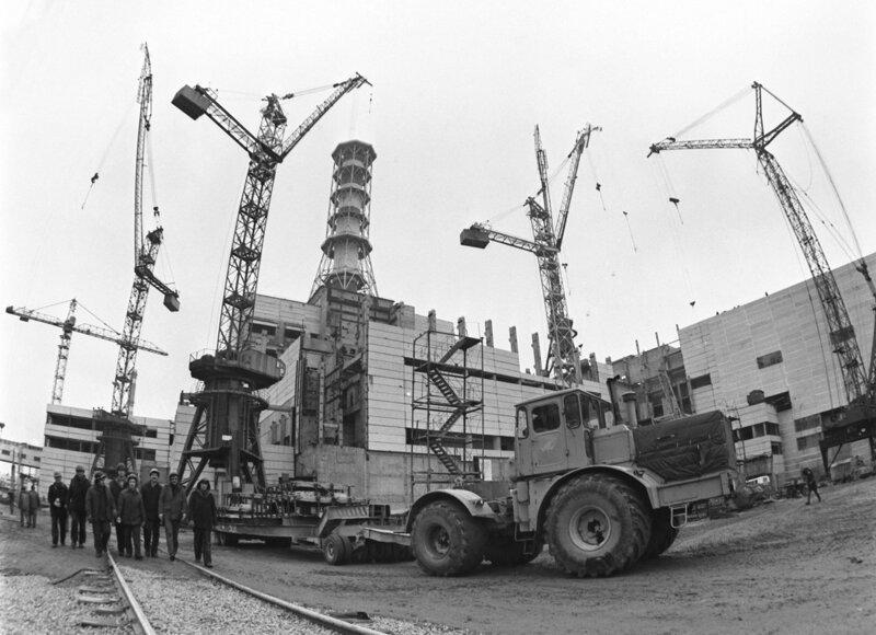 Первая авария на ЧАЭС СССР, история, катастрофы