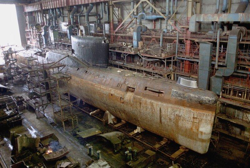 Авария на подводной лодке К-19 СССР, история, катастрофы