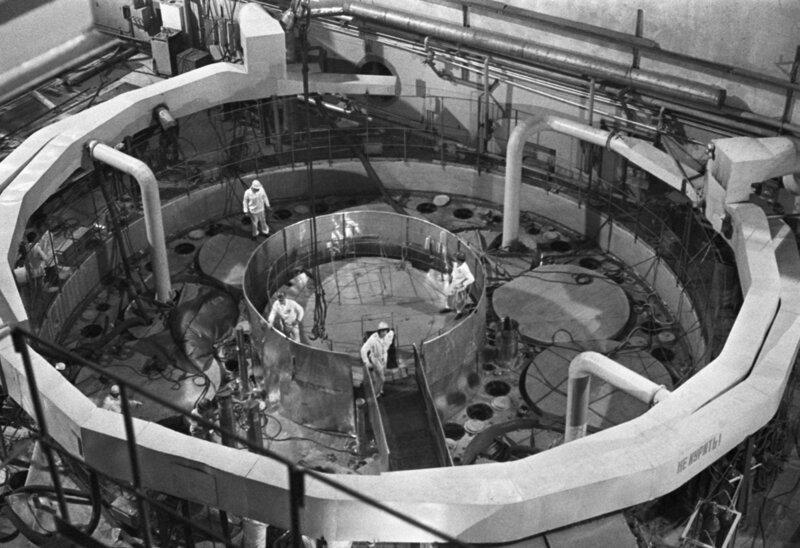 Три аварии на Белоярской АЭС СССР, история, катастрофы