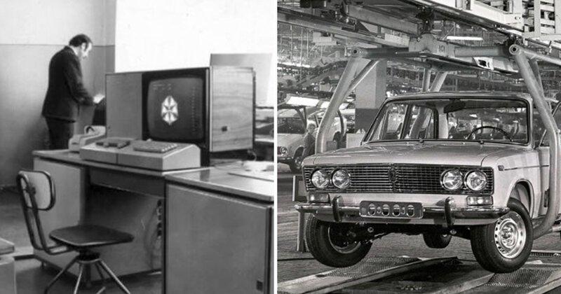 Первый советский хакер довел «АвтоВАЗ» до миллионного убытка одной дискетой