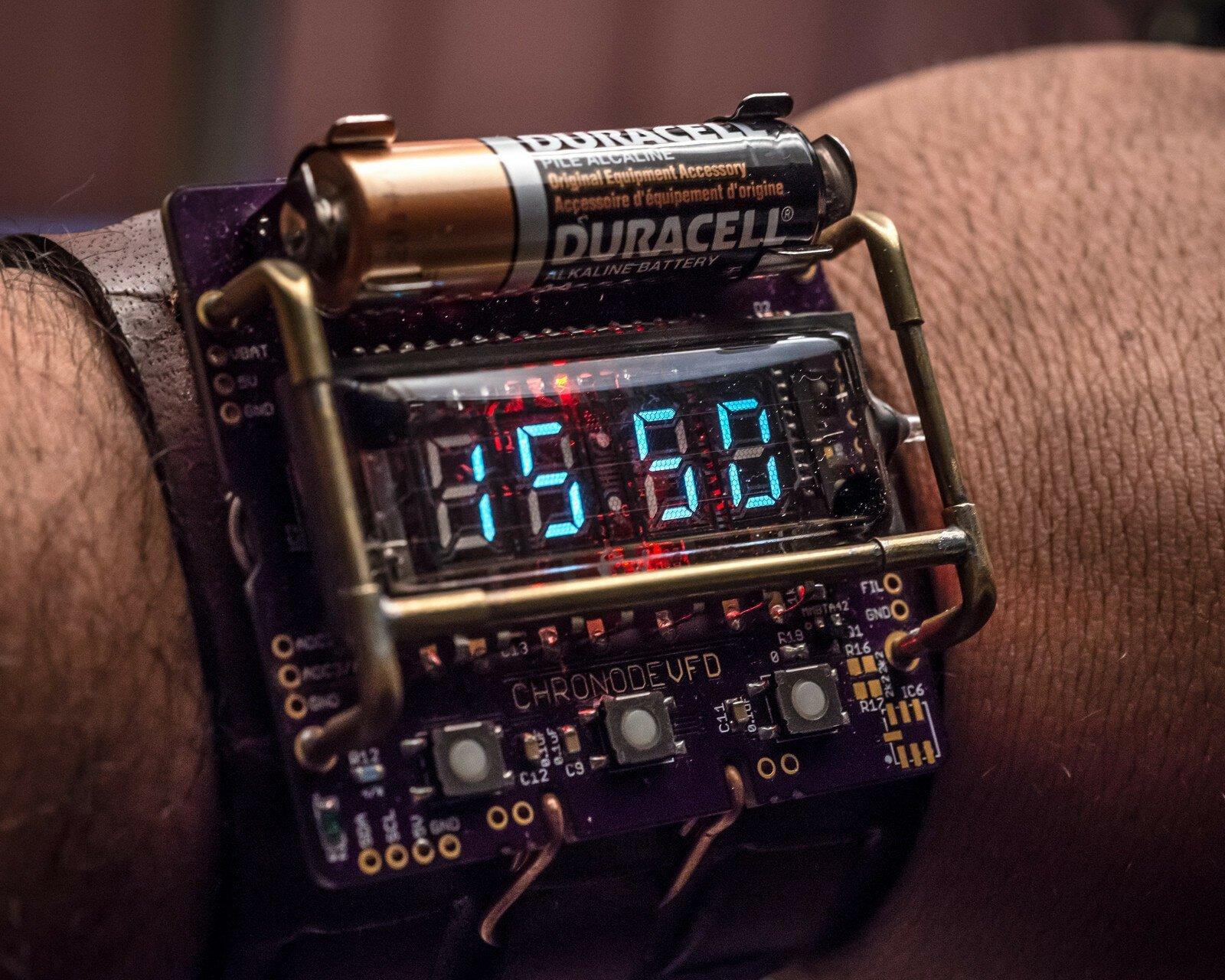 2188f02c07c1 Вы любите наручные часы? Вот вам наручные часы в стиле Стимпанк