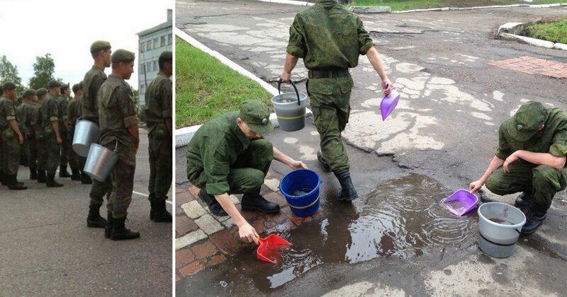Армия - сила: поймут те, кто служил