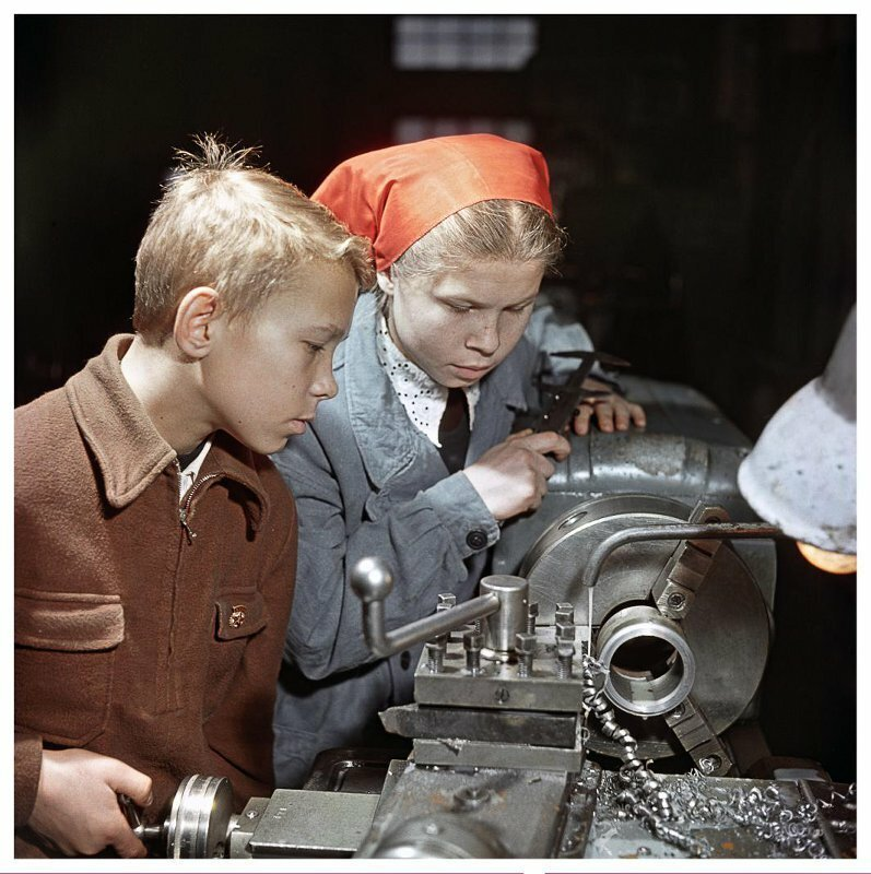 Яркие моменты советской жизни