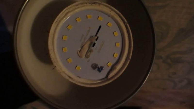 Вкручиваем в патрон лампа LED, ремонт, своими руками