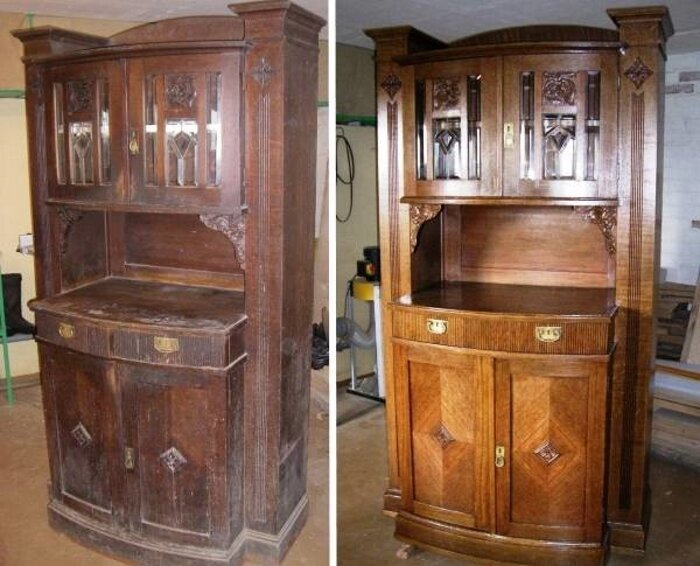 Красотища! до и после, идея, мебель, ремонт, своими руками, фантазия