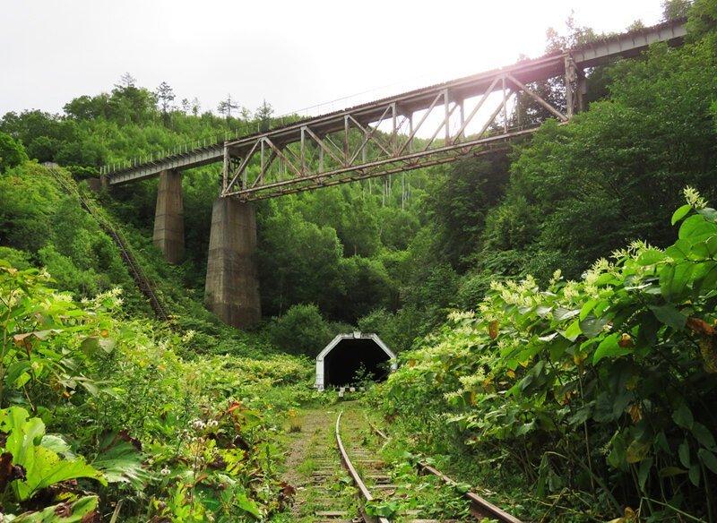 Хосинсэн. Часть 2: Холмский перевал и Чёртов мост