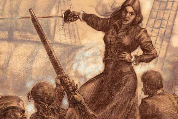 Самая известная женщина-пират