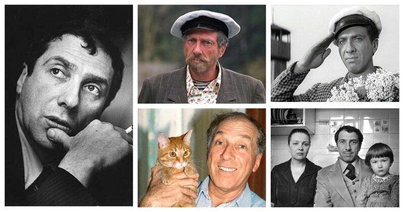 На 84-м году жизни скончался Сергей Юрский