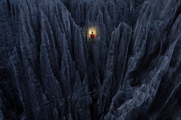 11. Известняковые иглы, Национальный парк Бемараха (Мадагаскар) конкурс, фото, это интересно