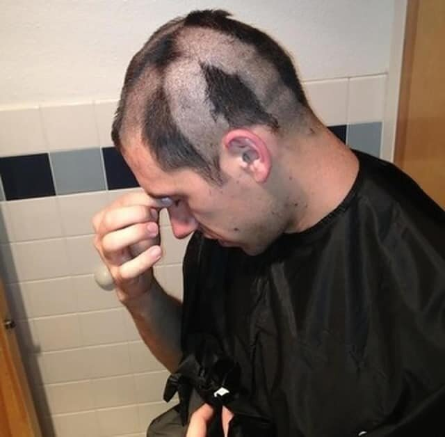 ошибки парикмахеров фото приколы себе отделку интерьера