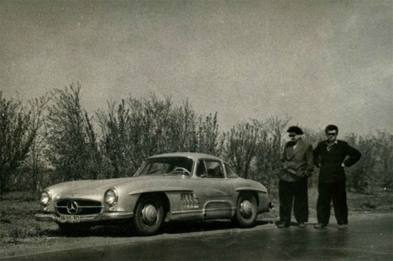«The SL that came in from the cold»