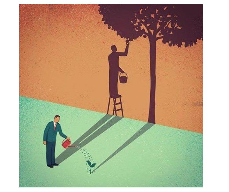 Иносказательные психологические тесты в картинках ждет предпринимателя