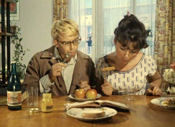 Реакция индийцев на кадры из советских фильмов