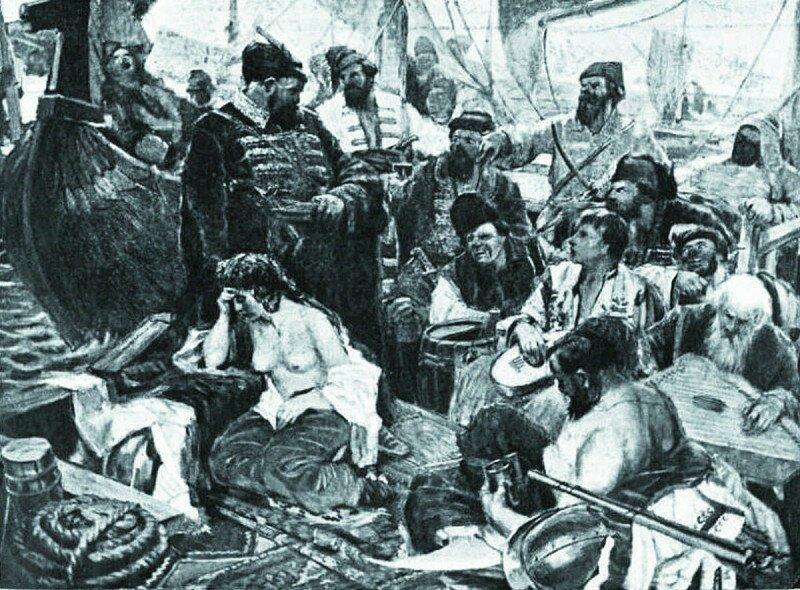 Топил ли Стенька Разин персидскую княжну