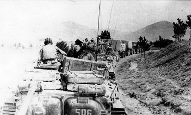 Афганистан. Почему ездили «на броне» БМП и БТР
