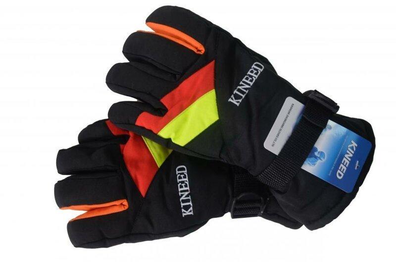 4. Горнолыжные перчатки Kineed L1602 23 февраля, день защитника отечества, идея, купить, мужчины, наушники, подарок