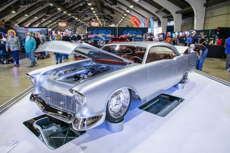 Grand National Roadster Show 2019 в Калифорнии