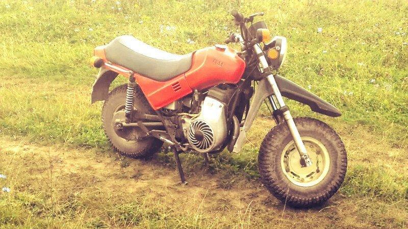 Мотоциклы на которых мы катались в молодости