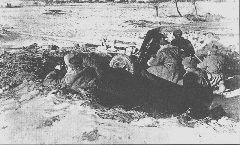 Рассказы об оружии. 57-мм противотанковая пушка ЗиС-2