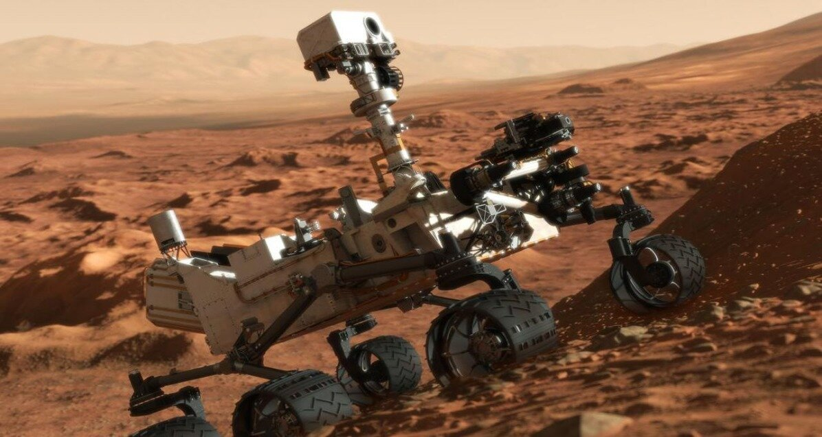 mars rover images - 770×493