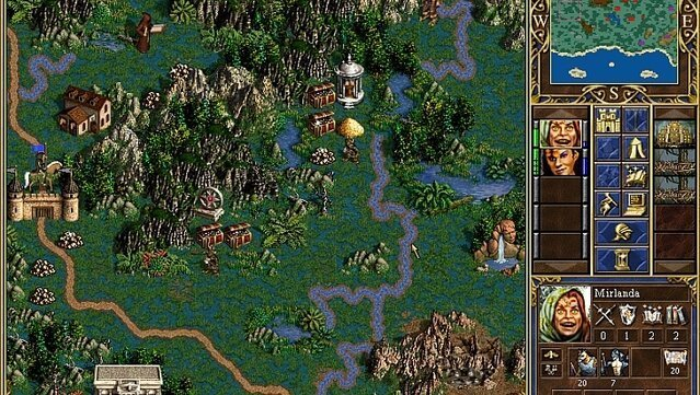 28 февраля Heroes of Might and Magic III исполнилось 20 лет