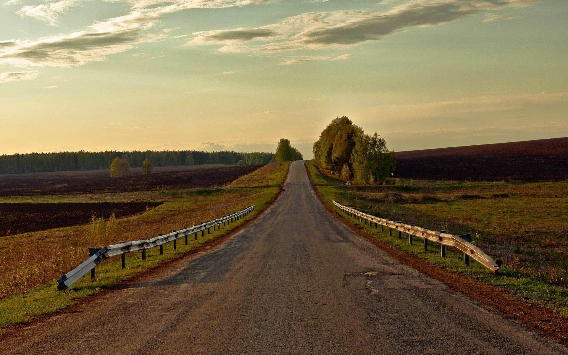 Картинки на российских дорогах