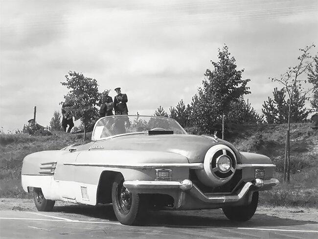 4. ЗИС-112 (1951) Автопром СССР, СССР, автопром, гоночные автомобили, история, концепт-кары, отечественный автопром, познавательно
