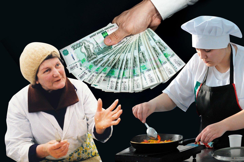 1 сентября бюджетникам в России повысят зарплату