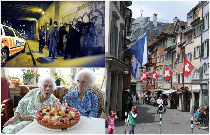 Жить в швейцарии купить дом европа