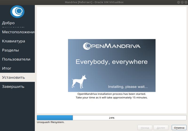 Fedora 29: Тестируем очередной Linux